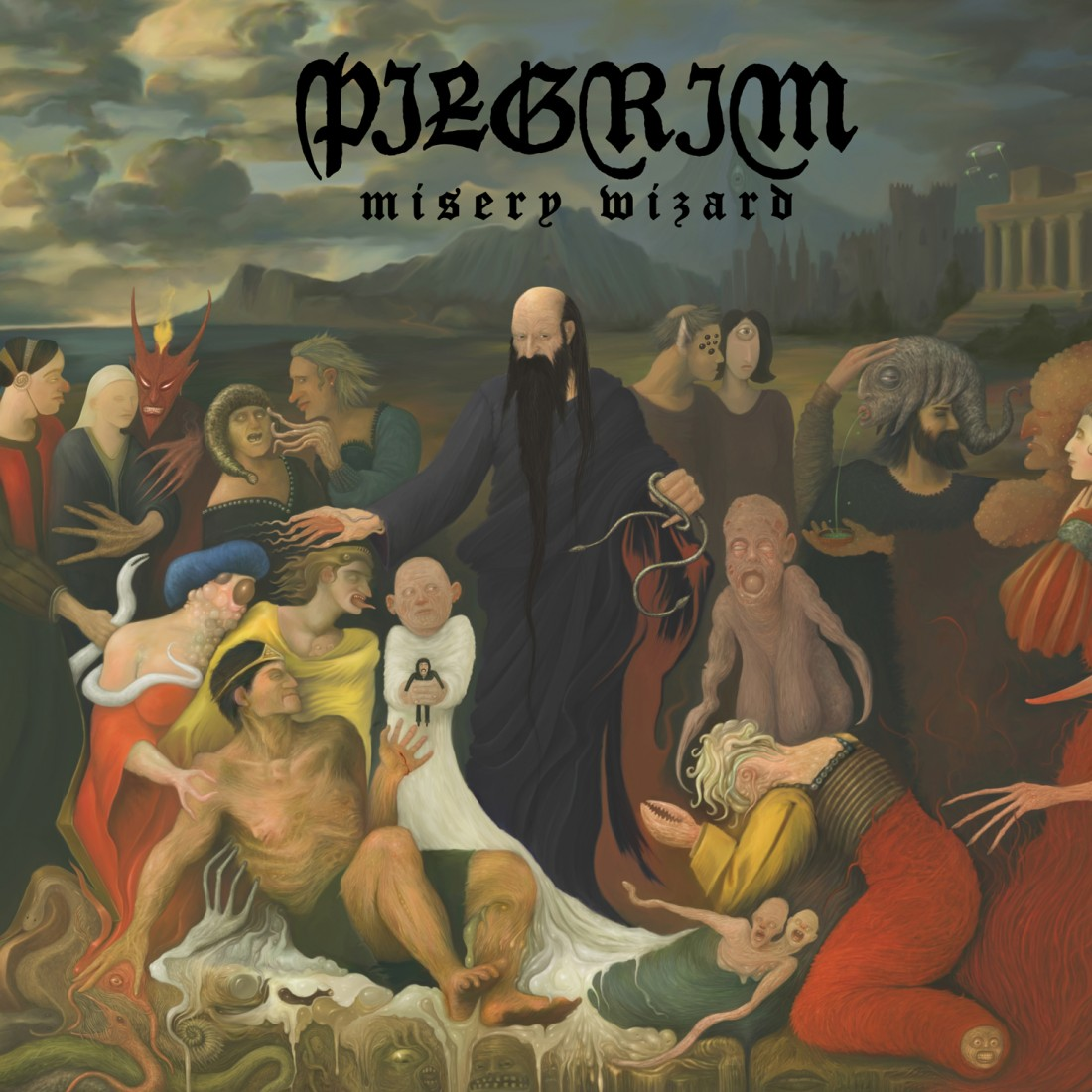 Album Cover for Pilgrim's Misery Wizard